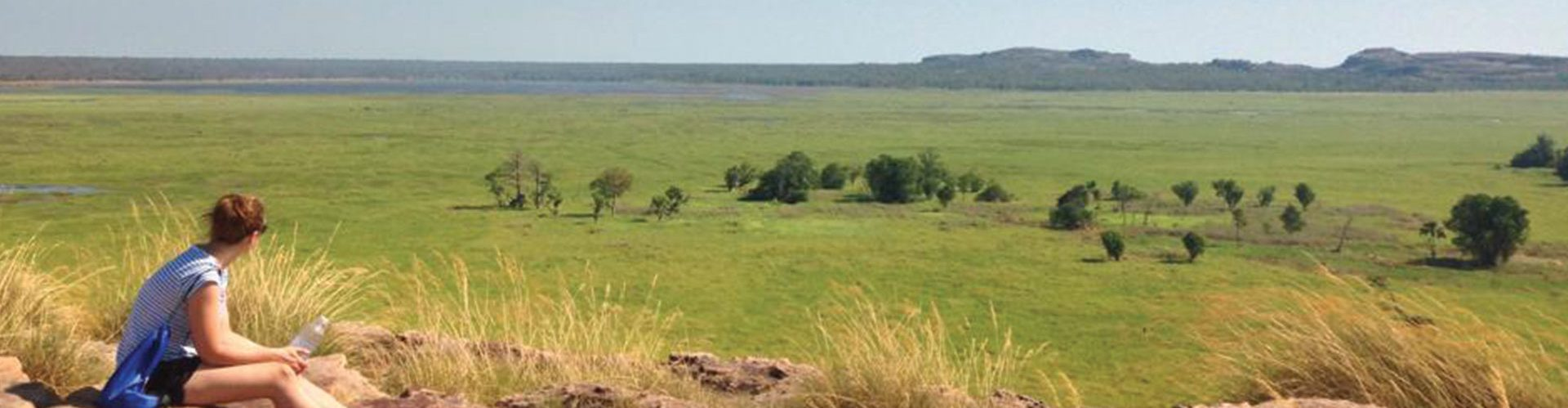 Ubirr is within the East Alligator region of Kakadu National Park