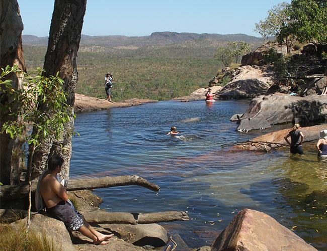 Gunlom Kakadu Naitonal Park