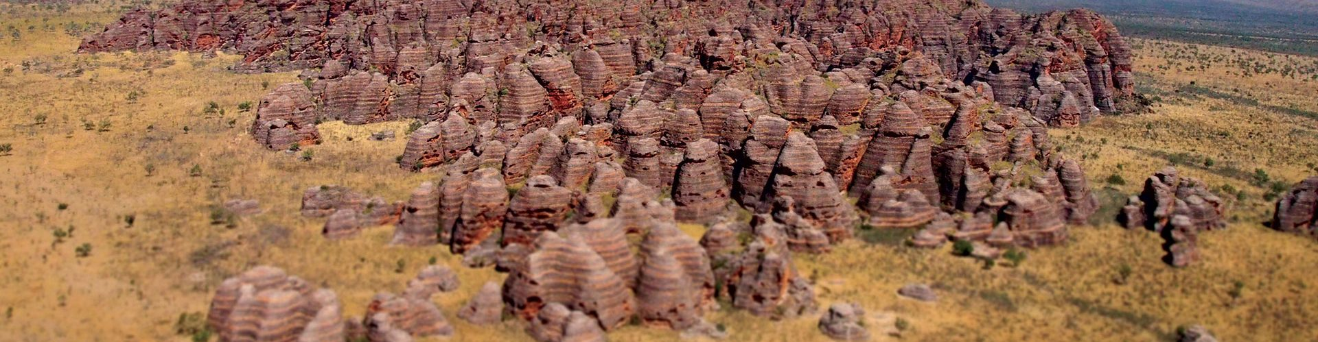 Beehive Domes Purnululu National Park