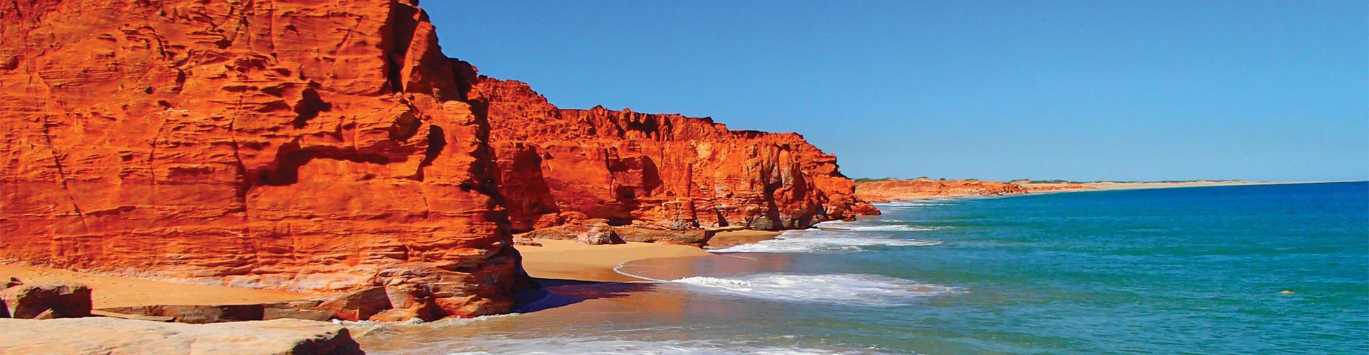The colours of Cape Leveque