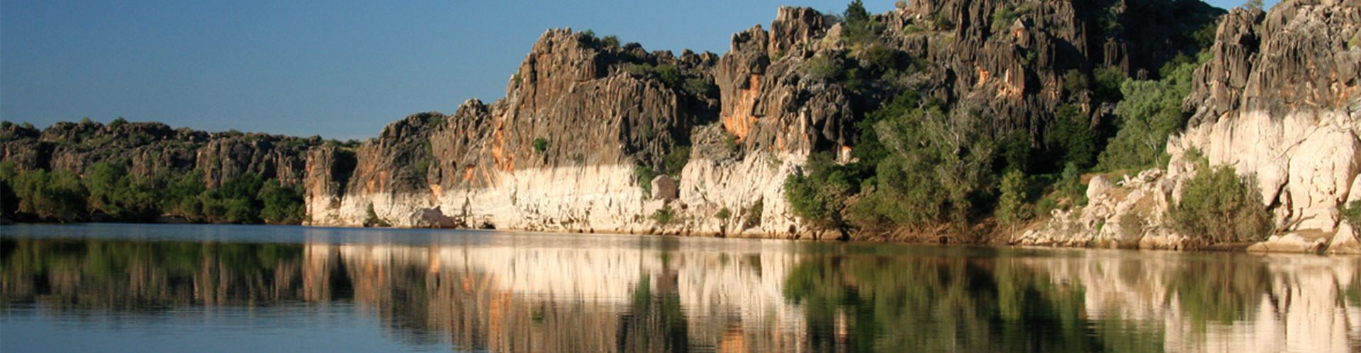 Geikie Gorge, Fitzroy River