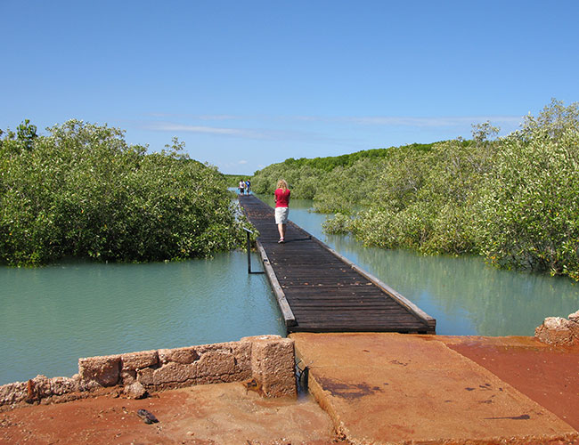 Streeters Jetty Broome