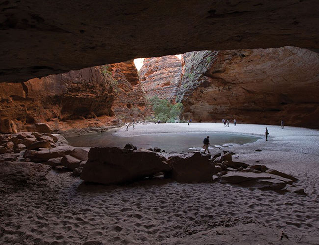 Cathedral Gorge Purnululu National Park