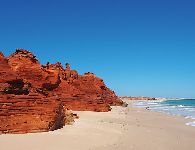Western Beach Cape Leveque Dampier Peninsula