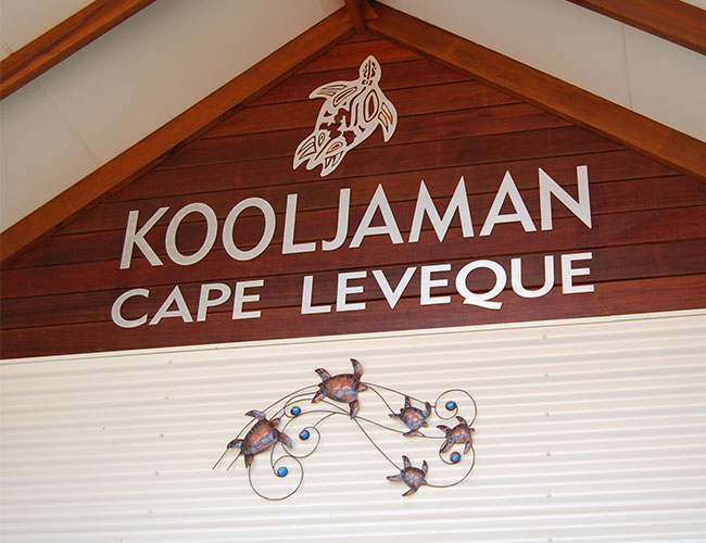 Kooljaman at Cape Leveque