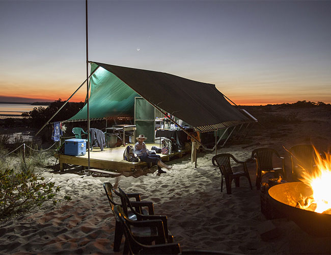 Cygnet Bay Safari Camp