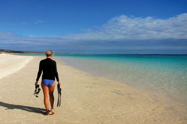 Exmouth, one of the best places in the world for snorkeling