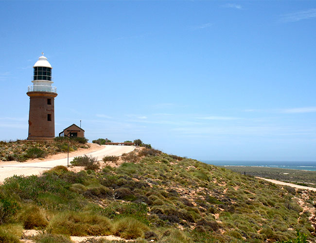 Vlaming Head Lighthouse Exmouth