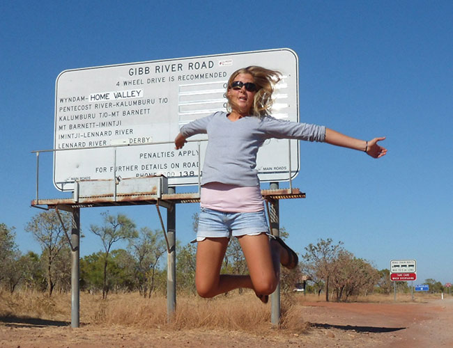 The infamous Gibb River Road