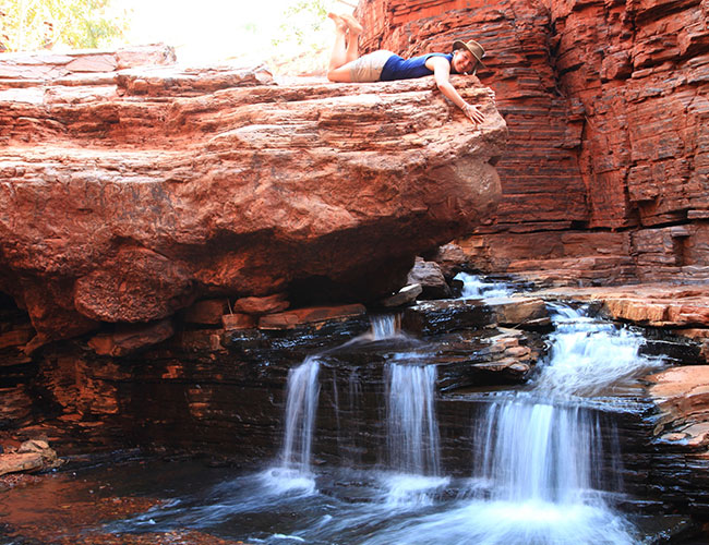 Ancient, rugged, beautiful Karijini National Park