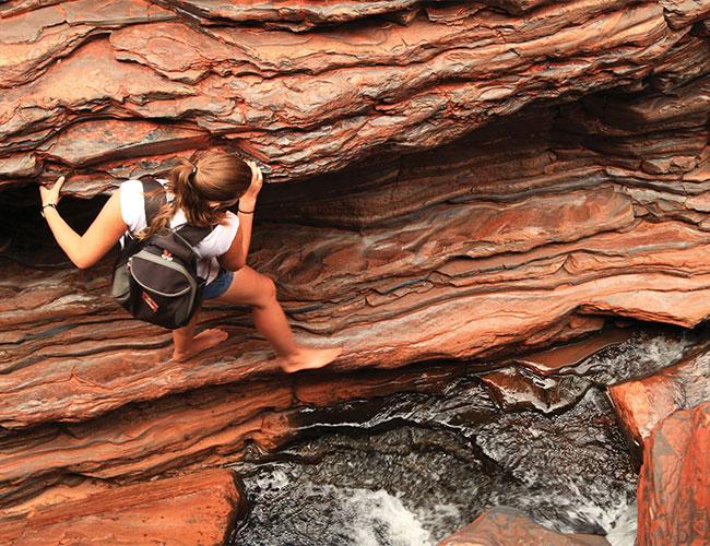 Karijini National Park adventure