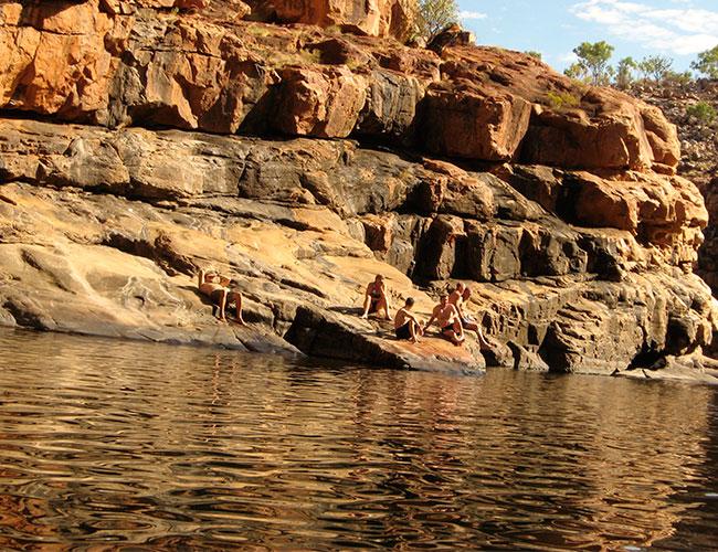 Manning Gorge Kimberley
