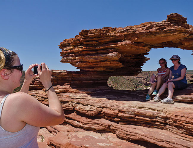 Natures Window Kalbarri National Park