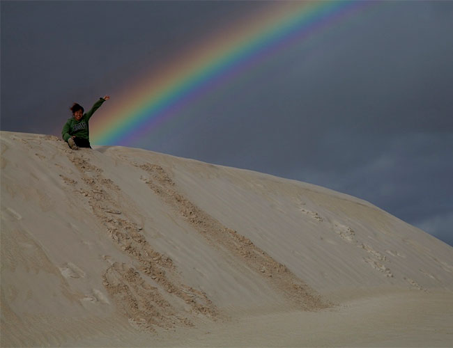 Jurien Bay, the pot of gold is right here!