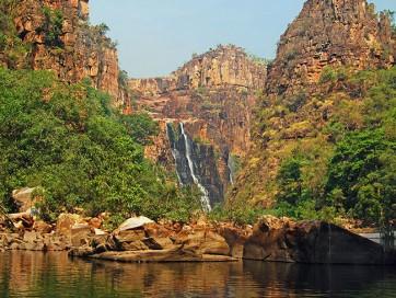 Twin Falls Kakadu National Park