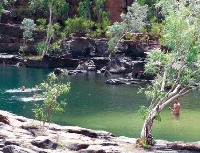 Kimberley Gorge
