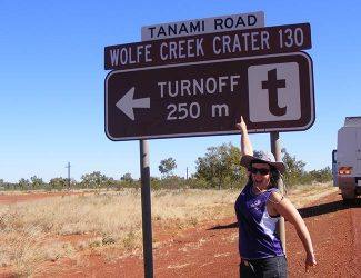 9 Day Wolfe Creek Darwin to Broome