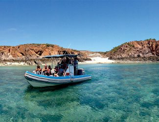 1 Day Cygnet Bay & Sea Safari